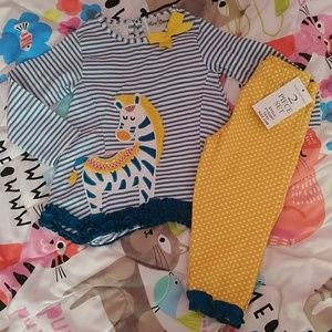 New with tags Rare Edition's baby girl sz 24 Mos